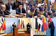 2020年的多边外交烙印