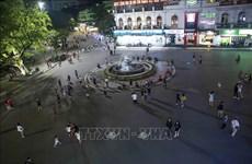 2021年1月1日起,河内市扩展古街南边步行街的空间