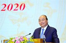 阮春福总理:政府办公厅要力争建设成为模范、专业、现代化和有效的行政机关