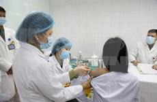 越南继续进行剂量50微克的国产新冠疫苗临床试验注射