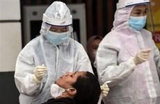 东南亚国家新冠肺炎疫情形势依然严峻复杂