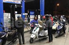 越南汽油零售价每公升继续上调400越盾左右
