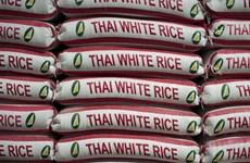 泰国大米出口量首次低于越南