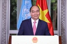 政府总理阮春福呼吁各国、各国际组织和个人积极响应和开展关于国际防范流行病日的决议