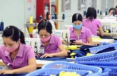 2020年越南新批和增资总额达5500万亿越盾