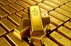 29日越南国内市场黄金价格每两下降10万越盾