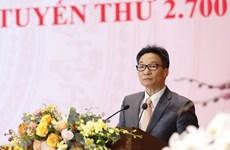 政府副总理武德儋:加快国家重要数据库建设工作