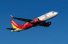 泰国越捷航空从2021年1月每周五执行胡志明市至曼谷的定期商业航班