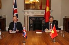 英国驻越南大使: UKVFTA是两国关系中的重要转折点