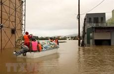 荷兰外交部向广南省受灾民众提供人道主义援助