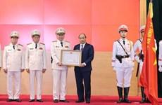 政府总理阮春福:努力把反腐败工作作得更好、更有成效