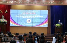 政府总理阮春福出席越南国会第一个大选日75周年庆典