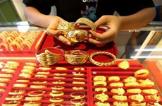 2020年越南国内黄金价格累计上涨超30%