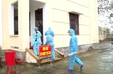 新冠肺炎疫情:越南新增一例确诊病例新增14例治愈病例