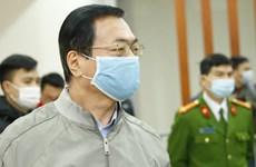 武辉煌及其同犯案庭审延期
