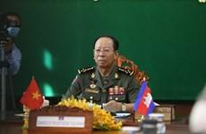 越南与柬埔寨签署2021年柬越防务合作计划