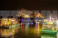 岘港市韩江夜游旅游线路重启    游客可以免费游览