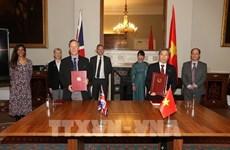 《越英自由贸易协定》 : 为越英关系开创美好前景