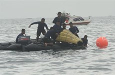 印尼客机坠毁事件:越南航空局愿向印尼民航总局提供帮助