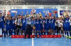 越南跻身2020年世界十佳室内足球队和主教练提名名单