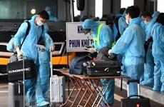 一名外籍专家新冠病毒检测结果为阳性越南累计确诊病例1515例
