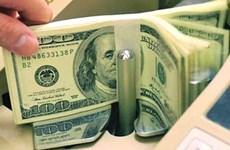 11日上午越盾对美元汇率中间价下调6越盾