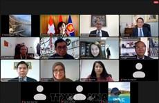 越南驻瑞士大使馆主持伯尔尼东盟委员会主席职务视频交接仪式