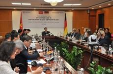 越南与德国加强经济合作