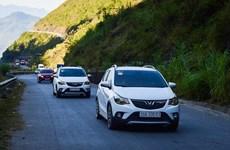 2020年12月VinFast的汽车销量逾4000辆 创新纪录