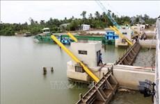 中国景洪水电站减少下泄流量 九龙江平原海水入侵灾害风险增加 水利总局作出指示