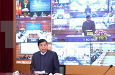 越南计划与投资部部长阮志勇:2021年将挑战转化为发展机遇