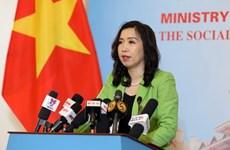 外交部例行记者会:越南外交取得诸多成就