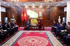 北宁省为韩国企业前来投资提供更多机会