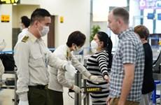 提升航空安全运行保障等级  确保越共十三大绝对安全