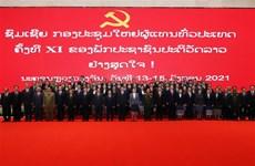 通伦·西苏里同志当选老挝人民革命党中央委员会总书记