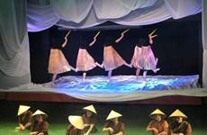 """通过""""月亮""""试验木偶戏体验越南文化"""