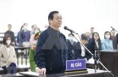 武辉煌及其同案犯案第二次延迟庭审时间