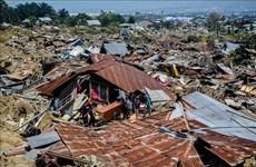 印尼苏拉威西岛6.2级地震:大雨阻碍搜救工作