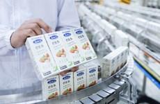 越南乳制品股份公司对中国出口一大批种子奶和炼乳产品
