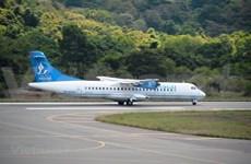 越航与越南航空服务公司重新开通胡志明市-迪石市航线