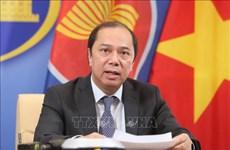 东盟高官会举行 讨论东盟外长非正式会议准备工作
