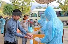 越南新增4例输入性新冠肺炎确诊病例