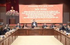 河内市委书记王廷惠要求制定2021年旅游复苏和发展计划