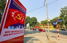 越共十三大:旅德越南人对未来国家发展前景充满信心