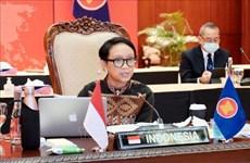 印尼负责建立东盟旅行走廊安排框架的专责小组