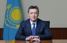 阮春福总理致电祝贺阿斯卡尔·马明当选哈萨克斯坦政府总理
