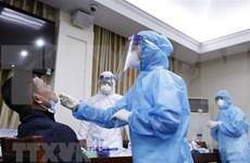 越南新增2例境外输入性新冠肺炎确诊病例