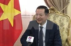 越共十三大:旅居埃及越南人对国家未来发展充满信心