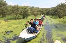 安江省力争到2025年游客接待量达到1000万人次