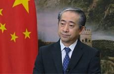中国驻越大使熊波:越共十三大的胜利召开必将为越南经济社会发展注入新的动力和巨大稳定性